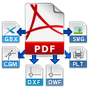 View And Convert Gerber Pdf Excellon And Dxf With Gerbview